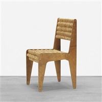 important prototype chair for bryn mawr by marcel breuer