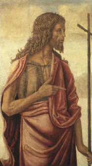 st. john the baptist by leonardo boldrini