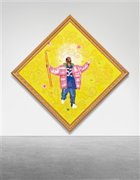 easter realness #7 by kehinde wiley