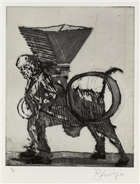 zeno at 4 am by william kentridge