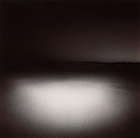 ground/sky (white sand #3) by richard misrach