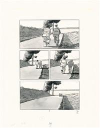 l'autoroute du soleil by baru
