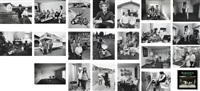 suburbia (set of 100 works) by bill owens