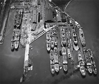 u.s. navy - vii fleet, baltimore by w. eugene smith