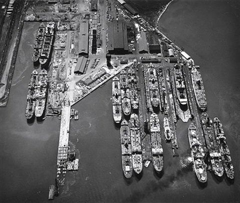 us navy vii fleet baltimore by w eugene smith