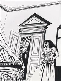 adam sarlech - la chambre nuptiale (cover) by frédéric bézian