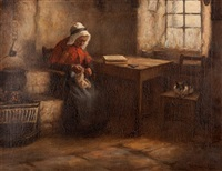 sewing by henry john dobson