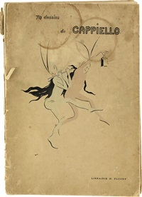 70 dessins de cappiello (bk w/97 works, some in b&w) by leonetto cappiello