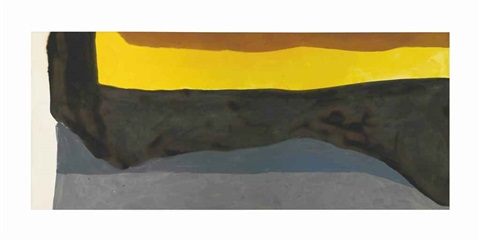 the road to the palace by helen frankenthaler