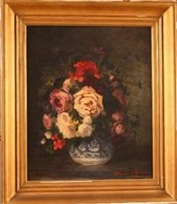 bouquet de roses by maurice sprenger