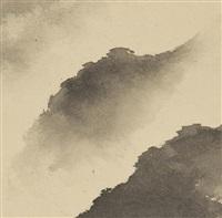 lesser cuckoo by taikan yokoyama