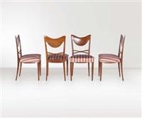 quattro sedie by paolo buffa