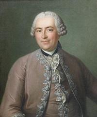 portrait d'homme by pierre allais