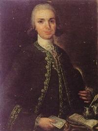 retrato by joaquin x. inza