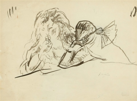 seduction by jules pascin