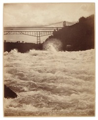 les chutes du niagara by g.e. curtis and co. (co.)