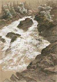 wildbach by johann wilhelm lindlar
