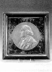 sir henry irving by albert toft