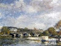 pont neuf by knut janson