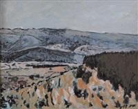 landscape by aryeh azéne