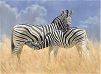 zebras by khwan barton