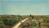 paysage by victor de papelen (papeleu)