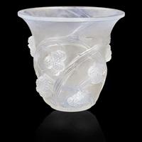 vase: mures by rené lalique