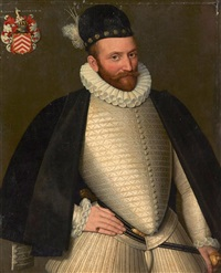 portrait présumé de jacques de brackele by german school (16)
