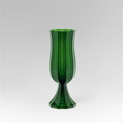 Hohe Vase By Josef Hoffmann On Artnet