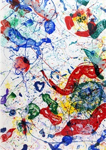 artwork by sam francis