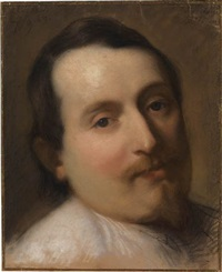 portrait of a man by julius jacob the elder