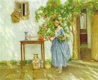 the pot-pourri girl by stephen reid