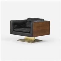lounge chair by warren platner