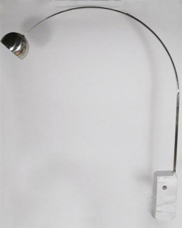 pier and achille castiglioni flos arco floor lamp