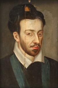 portrait d'henri iii by françois quesnel