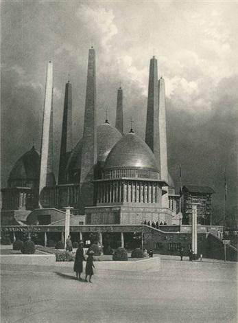 ciel architecture belgique study by léonard misonne