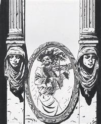 tottentanz (title page) by frédéric bézian