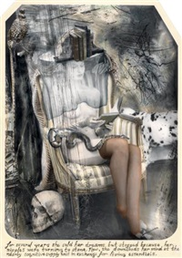 the paris triad: the reader by joel-peter witkin