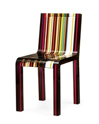 chaise (model rainbow) by patrick norguet