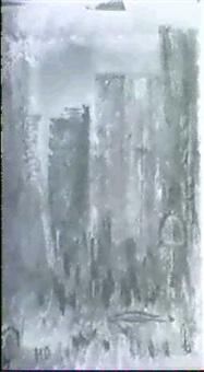 le temple englouti, surnomme le nil by alain husson dumoutier