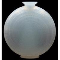 escargot vase by rené lalique