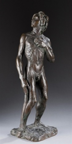 nude male by benjamin g benno