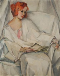 symphonie en blanc by maurice jean micha