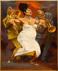 jazz singer by frank nelson ashley