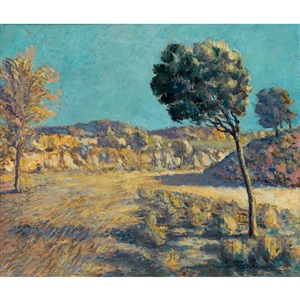 artwork by armand guillaumin