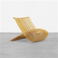 wooden chair by marc newson