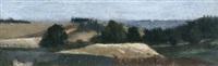 brunswick landscape by john hennessy