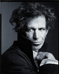 keith richards, nyc by mark seliger