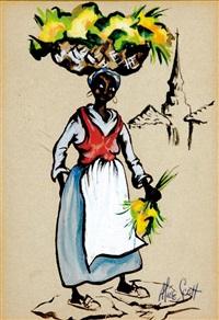 flower vendor by alice scott