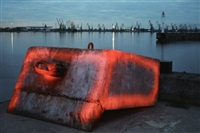 le port de commerce by michel séméniako